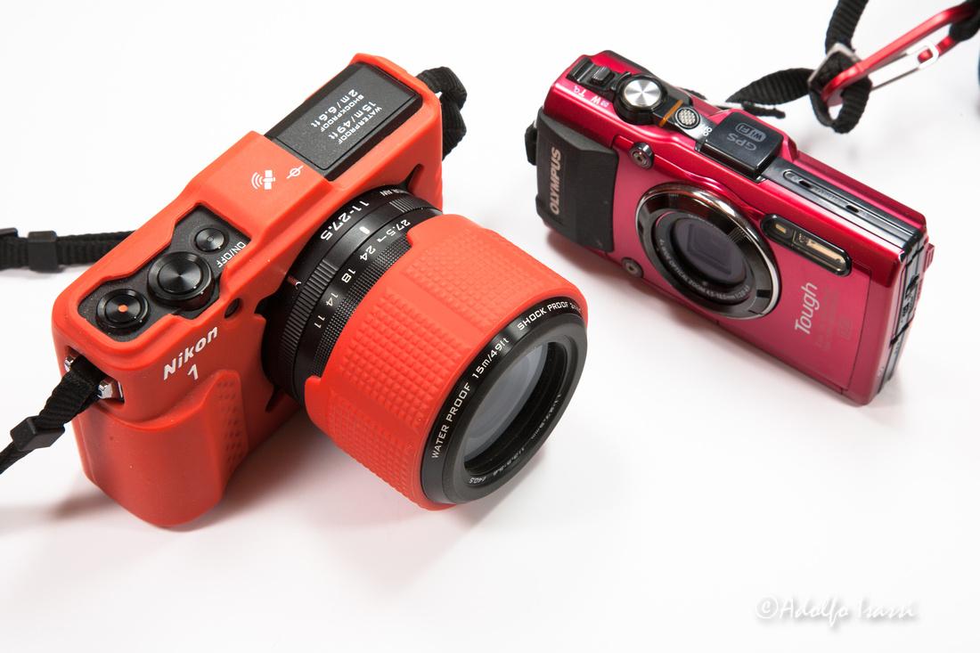 Canyoneering Cameras