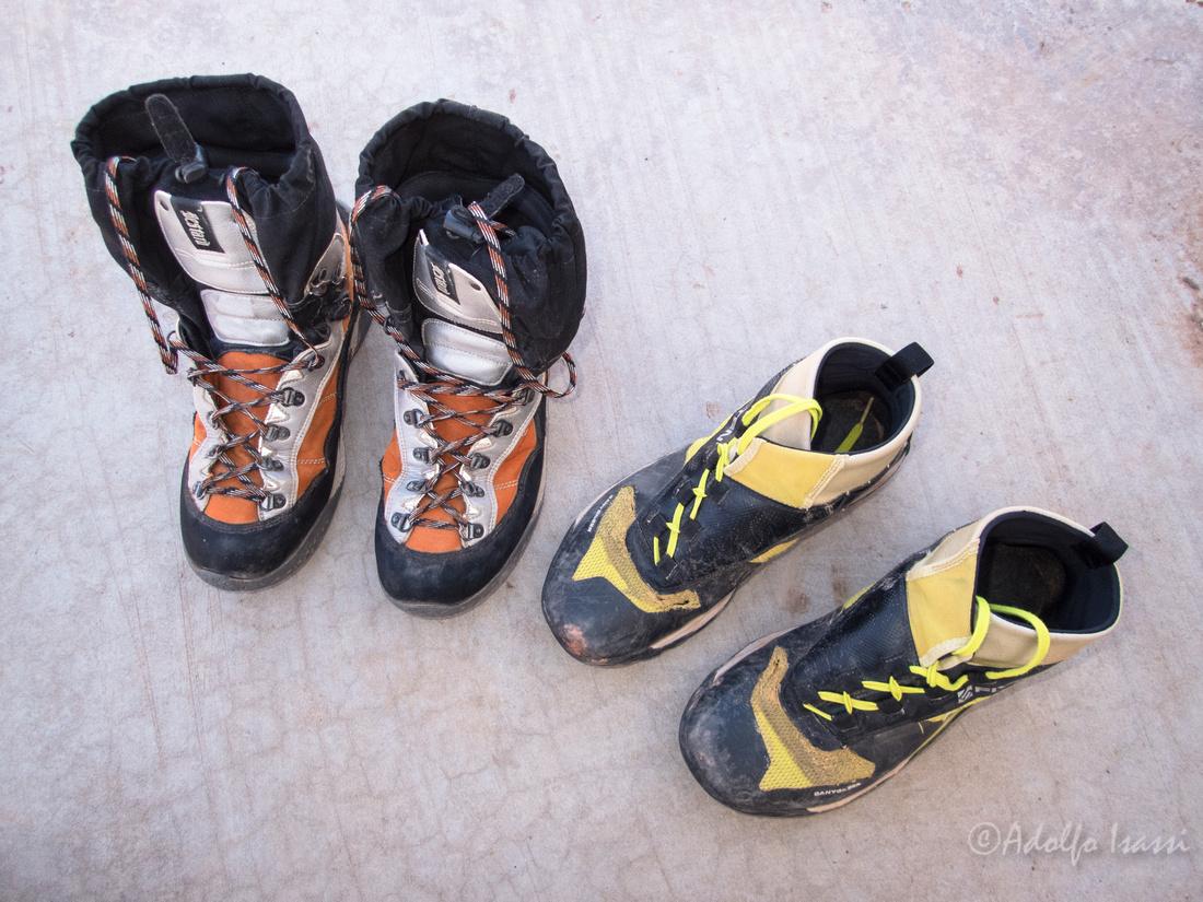 Adolfo Isassi Canyoneering Footwear
